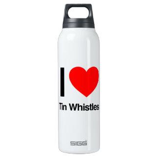 i love tinwhistles thermos water bottle
