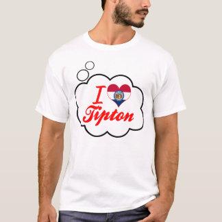 I Love Tipton, Missouri T-Shirt