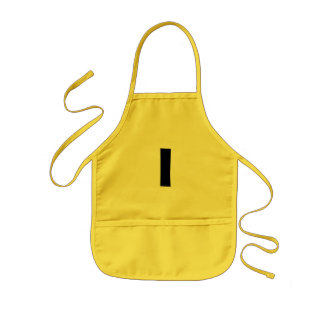 i love to cook and be active and love to be hea... kids' apron