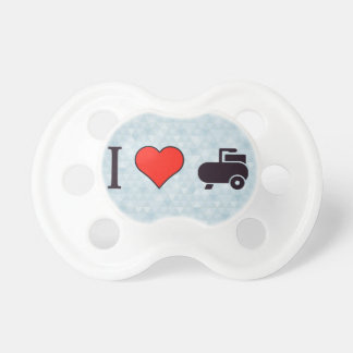 I Love To Cool The Heated Environment Pacifier