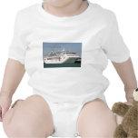I love to cruise: cruise ship 2 bodysuit
