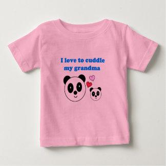 I LOVE TO CUDDLE MY GRANDMA BABY T-Shirt