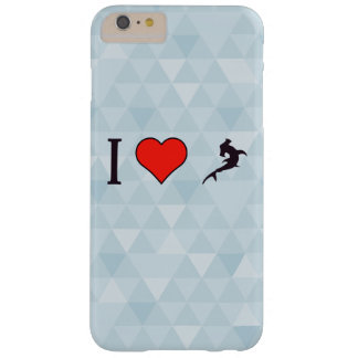 I Love To Eat Fish Barely There iPhone 6 Plus Case