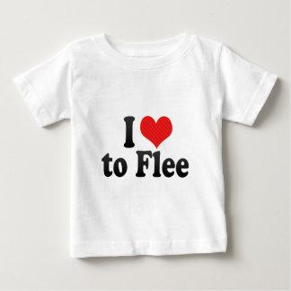 I Love to Flee Shirt