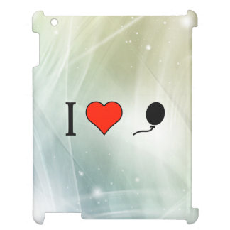 I Love To Have A Black Balloon Case For The iPad