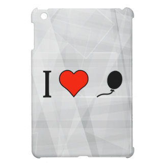 I Love To Have A Black Balloon Cover For The iPad Mini