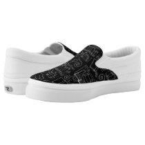 I love to READ!! Slip-On Sneakers