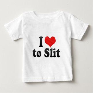 I Love to Slit Tshirt