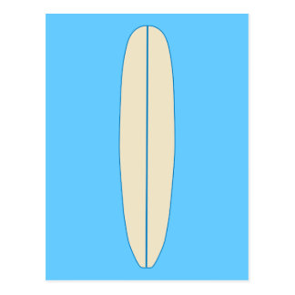 I love to Surf Postcard