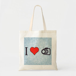 I Love To Take Pictures Tote Bag