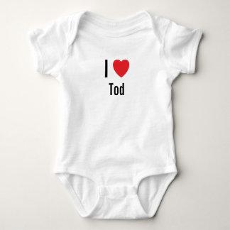 I love Tod T-shirt