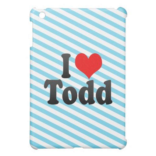 I love Todd Case For The iPad Mini