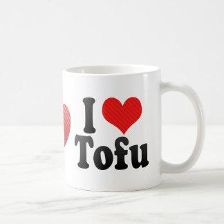 I Love Tofu Coffee Mug