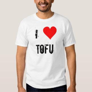 I love Tofu Shirt