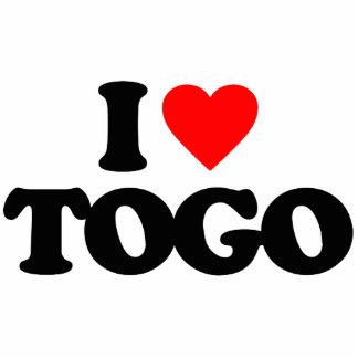 I LOVE TOGO PHOTO SCULPTURE