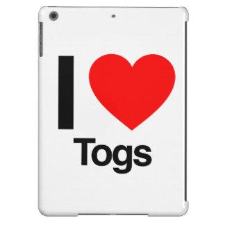 i love togs iPad air covers