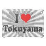I Love Tokuyama, Japan iPad Mini Cover
