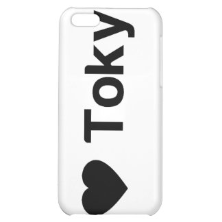 I Love Tokyo Case For iPhone 5C