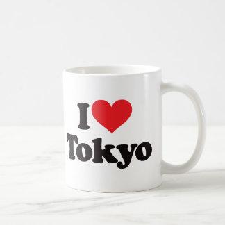 I Love Tokyo Classic White Coffee Mug