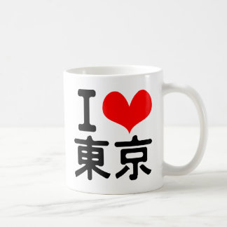 I Love Tokyo Coffee Mug