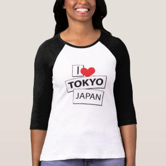 I Love Tokyo Japan T-Shirt