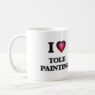 I Love Tole Painting Coffee Mug