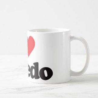 I Love Toledo Coffee Mugs