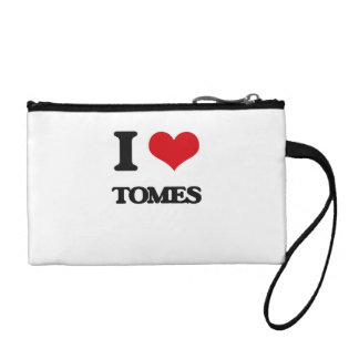 I love Tomes Coin Wallet