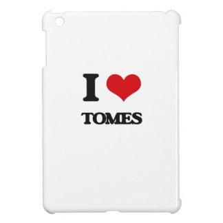 I love Tomes iPad Mini Case