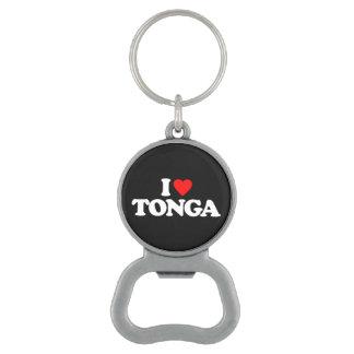 I LOVE TONGA BOTTLE OPENER