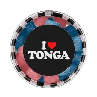 I LOVE TONGA GUM