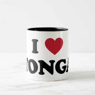 I Love Tonga Mug