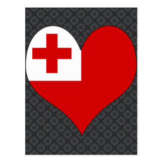 I Love Tonga Postcard