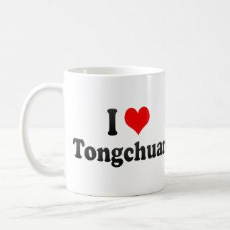 I Love Tongchuan, China Coffee Mug