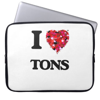 I love Tons Laptop Computer Sleeves