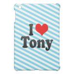 I love Tony iPad Mini Cover