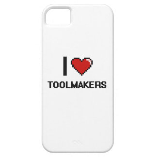 I love Toolmakers iPhone 5 Covers