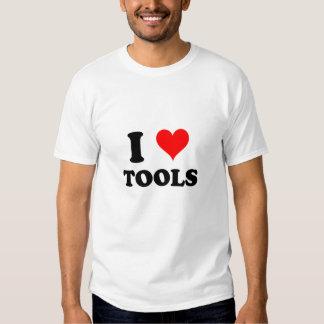 I Love Tools Shirt