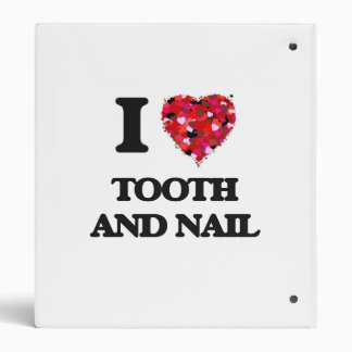 I love Tooth And Nail Vinyl Binders