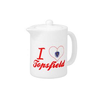 I Love Topsfield, Massachusetts