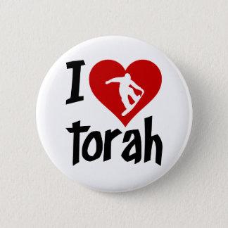 I Love Torah Button