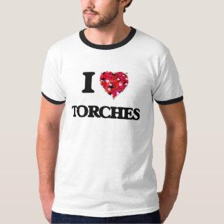 I love Torches Tshirts