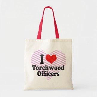 I Love Torchwood Officers Bag