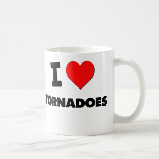 I love Tornadoes Coffee Mug