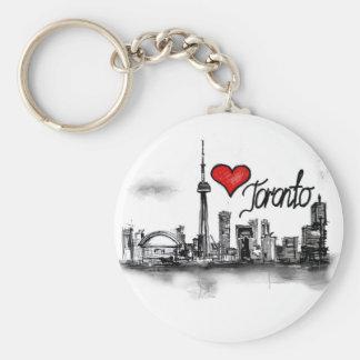 I love Toronto Keychain