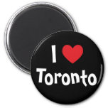 I Love Toronto Magnets