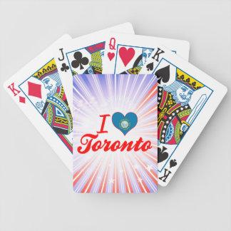 I Love Toronto, South Dakota Deck Of Cards