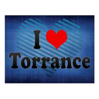 I Love Torrance, United States Postcard