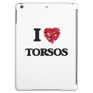 I love Torsos iPad Air Case