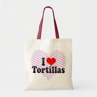 I Love Tortillas Bag